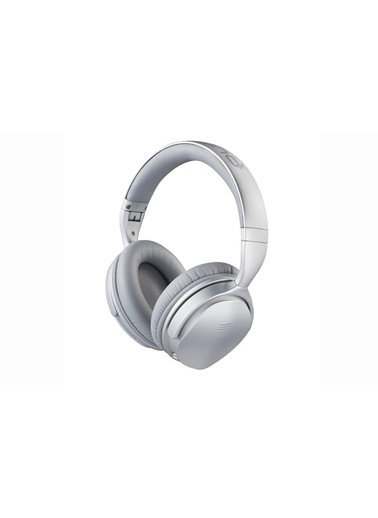 Volkano Aktif Gürültü Önleyici Bluetooth Kulaklık Active Noise Cancelling Gümüş Renkli
